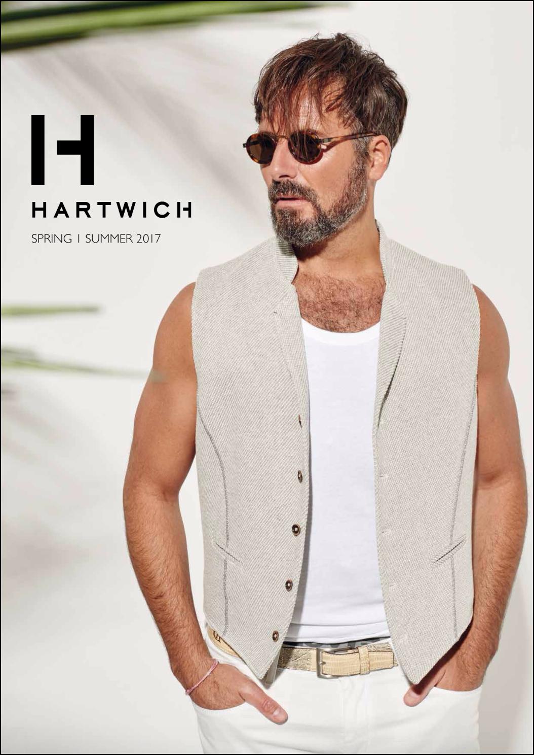 HARTWICH Menswear - Kollektion - Spring Summer 2017