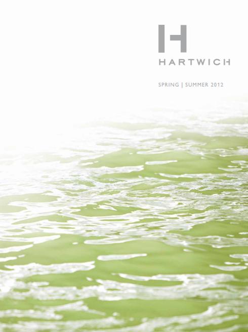 Hartwich Katalog Fruehjahr Sommer 2012