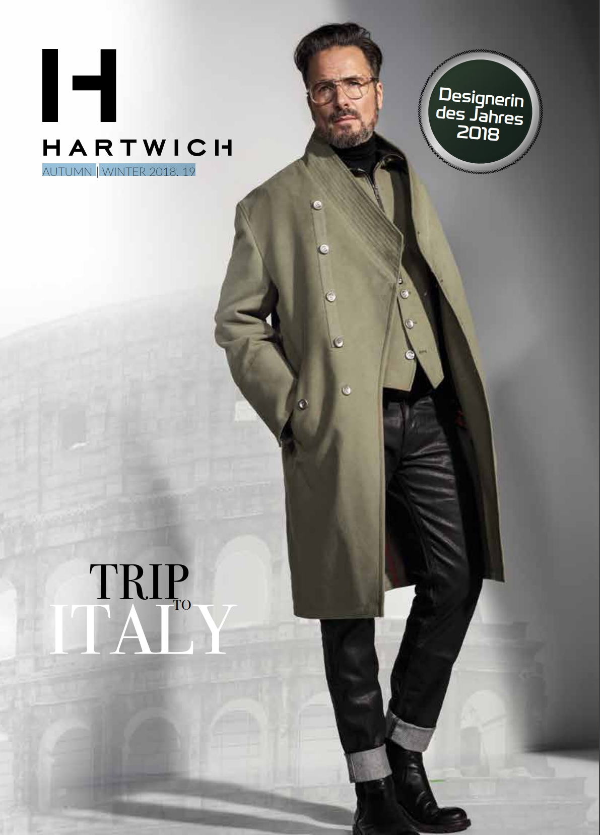 Hartwich Katalog Herbst Winter 2018 / 2019