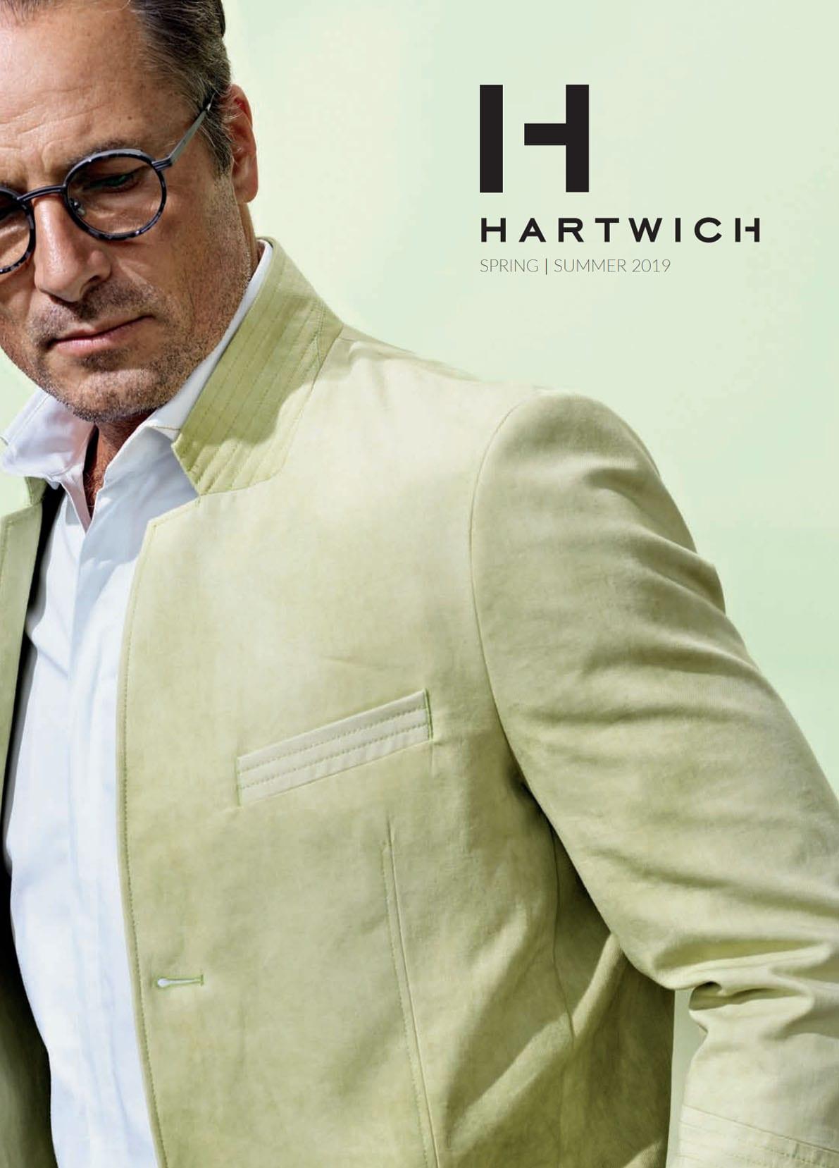 Hartwich Katalog Spring / Summer 2019