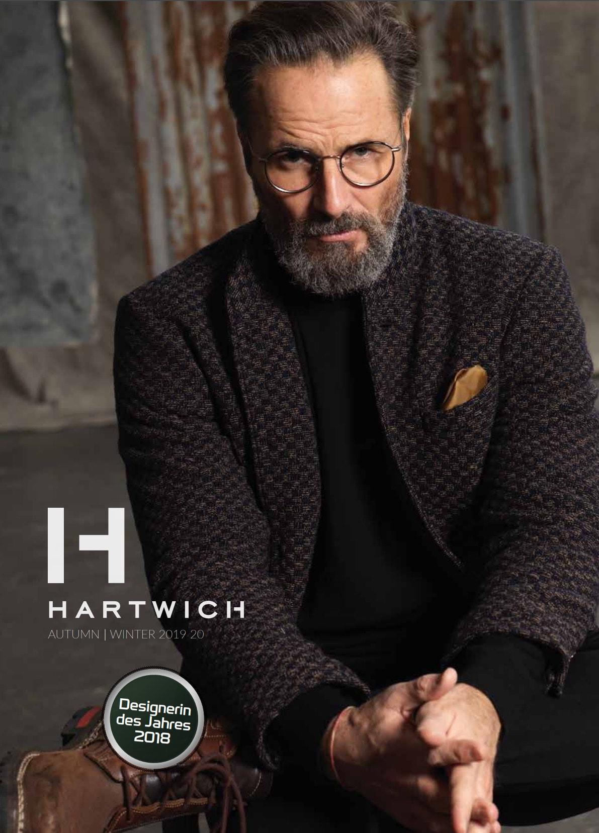 Hartwich Katalog AUTUMN|WINTER 2019 20